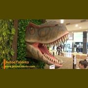 Exposição de Dinossauros - Vídeos