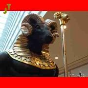 Exposição Segredos do Egito - Videos JT