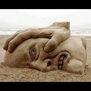 Como se Faz uma Escultura de Areia? - Curiosidades JT