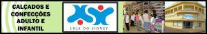 _Loja do Sidney_calçados, enxovais, confecções em geral