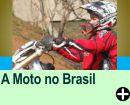 A MOTO NO BRASIL