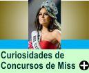 CURIOSIDADES SOBRE CONCURSO DE MISS