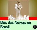 DEZEMBRO É O NOVO MÊS DAS NOIVAS NO BRASIL