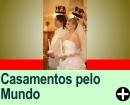 TIPOS DE CASAMENTO PELO MUNDO