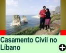 NÃO EXISTE CASAMENTO CIVIL NO LÍBANO