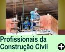 AS FUNÇÕES DOS PROFISSIONAIS DA CONSTRUÇÃO CIVIL