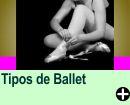 OS TIPOS DE BALLET