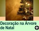 POR QUE SE USA DECORAÇÃO NA ÁRVORE DE NATAL