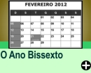 O ANO BISSEXTO