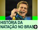 HISTÓRIA DA NATAÇÃO NO BRASIL