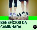 BENEFÍCIOS DE UMA BOA CAMINHADA