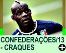 12 CRAQUES DA COPA DAS CONFEDERAÇÕES 2013
