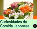 CURIOSIDADES DA COZINHA JAPONESA