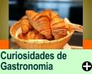 CURIOSIDADES DE GASTRONOMIA