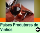 PAÍSES PRODUTORES DE VINHO