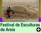 MAIOR FESTIVAL DE ESCULTURAS DE AREIA DO MUNDO