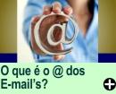O QUE É O ARROBA DO E-MAIL?