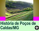 A HISTÓRIA DE POÇOS DE CALDAS