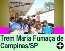 O TREM MARIA FUMAÇA DE CAMPINAS