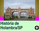 A HISTÓRIA DE HOLAMBRA