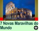 AS SETE NOVAS MARAVILHAS DO MUNDO