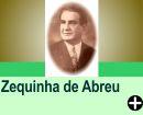 QUEM FOI ZEQUINHA DE ABREU