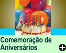 CURIOSIDADES SOBRE COMEMORAÇÃO DE ANIVERSÁRIO