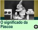 O SIGNIFICADO DA PÁSCOA