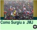 COMO SURGIU A JORNADA MUNDIAL DA JUVENTUDE - JMJ