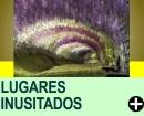LUGARES INUSITADOS DO MUNDO