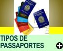 OS TIPOS DE PASSAPORTES