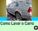 COMO LAVAR SEU CARRO