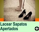 COMO LACEAR SAPATOS APERTADOS