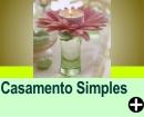 COMO FAZER UM CASAMENTO SIMPLES