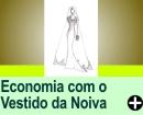 COMO ECONOMIZAR COM O VESTIDO DE NOIVA