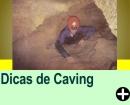 DICAS DE CAVING