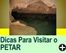 DICAS PARA VISITAR O PETAR