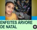 ENFEITES INUSITADOS PARA A ÁRVORE DE NATAL