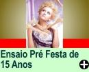 ENSAIO PARA FESTA DE 15 ANOS