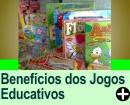 OS BENEFÍCIOS DOS JOGOS EDUCATIVOS