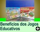 OS BENEF�CIOS DOS JOGOS EDUCATIVOS