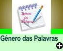DÚVIDAS QUANTO AO GÊNERO DAS PALAVRAS