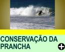 SURF - CONSERVAÇÃO DA PRANCHA