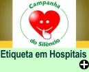 ETIQUETA EM VISITAS HOSPITALARES