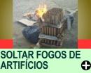 COMO SOLTAR FOGOS DE ARTIFÍCIOS COM SEGURANÇA