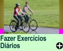 DEZ MOTIVOS PARA EXERÍCIOS DIÁRIOS