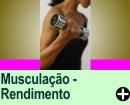 MUSCULA��O - AUMENTE O RENDIMENTO