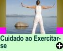 CUIDADOS AO EXERCITAR-SE