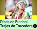 Roupas p/ Mulheres Assistir Futebol
