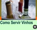 COMO SERVIR VINHOS